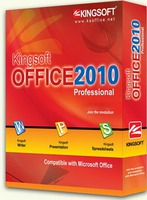 15% Off Kingsoft Office 2010 Pro Voucher Sale