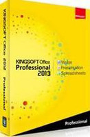 Kingsoft Office 2013 Professional Voucher Sale