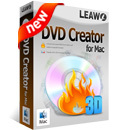 Leawo Software Co., Ltd., Leawo DVD Creator for Mac New Sale Voucher