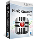 Leawo Music Recorder for Mac Discount Voucher - Exclusive