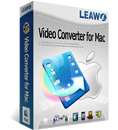 Leawo Video Converter for Mac Voucher - Instant Discount