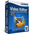 Leawo Video Editor Voucher Deal