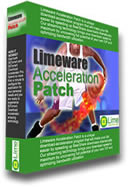 35% LimeWire Acceleration Patch Discount
