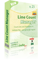 15% Off Line Count Manager Voucher Code
