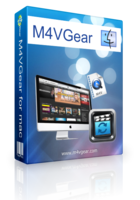 M4VGear DRM Media Converter for Mac Voucher Code - Click to uncover