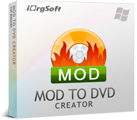 40% Discount MOD to DVD Creator