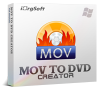 40% discount MOV to DVD Creator