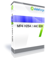 VisioForge, MP4 H264 / AAC SDK - One Developer Voucher Code Exclusive