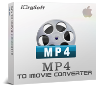 50% Voucher for MP4 to iMovie Converter