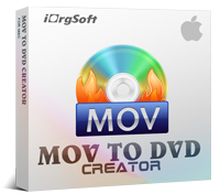 Mac MOV to DVD Creator 40% Discount
