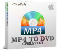 50% voucher for Mac MP4 to DVD Creator
