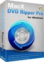 MacX DVD Ripper Pro for Windows (+ Free Gift ) Voucher Code Exclusive
