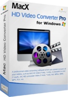 MacX HD Video Converter Pro for Windows (+ Free Gift) Voucher - Special