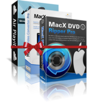 MacX Holiday Gift Pack Sale Voucher