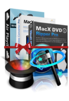 MacX Holiday Video Converter Pack Discount Voucher - Exclusive