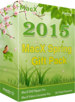 MacX Spring Gift Pack Voucher Sale