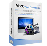 MacX Video Converter Pro (Personal License) Voucher Code