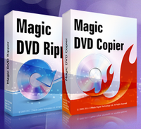 Magic DVD Ripper + DVD Copier (Full License + 2 Years Upgrades) Discount Voucher - SPECIAL