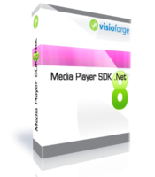 VisioForge, Media Player SDK .Net Standard - One Developer Voucher