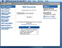 Midi Converter for Mac (Business License) Voucher Deal - Instant 15% Off