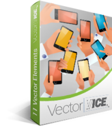 Mobile Demo Vector Pack - VectorVice Voucher Code