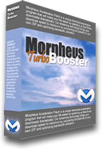 35% Morpheus Turbo Booster Voucher
