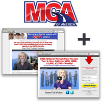 Motor Club of America MCA Opportunity Site + Capture Page (Longer) ~ Monthly Subscription Voucher Deal
