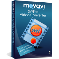Movavi SWF to Video Converter Business Voucher - SPECIAL