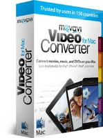 Movavi Video Converter for Mac Personal Sale Voucher