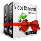 50% Movie Converter for Mac Deal