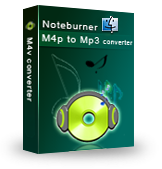 NoteBurner Audio Converter for Mac Sale Voucher - SPECIAL