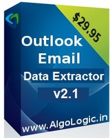 AlgoLogic, Outlook Email Address Extractor Voucher Deal