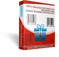 DRPU Software, DRPU Packaging Supply and Distribution Industry Barcodes Sale Voucher