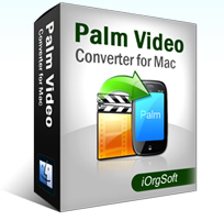 40% Savings for Palm Video Converter for Mac Voucher