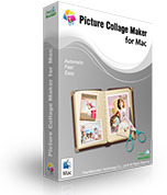 Picture Collage Maker for Mac Commercial Voucher Sale - Special