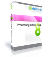VisioForge, Processing Filters Pack - One Developer Discount Voucher