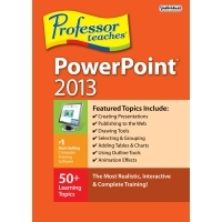15 Percent Professor Teaches PowerPoint 2013 Voucher Sale