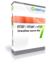 VisioForge, RTSP RTMP HTTP DirectShow source filter - One Developer Voucher Code Discount
