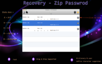 15% Recovery - Zip Password Discount Voucher
