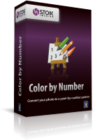 STOIK Color By Number Voucher - Click to discover