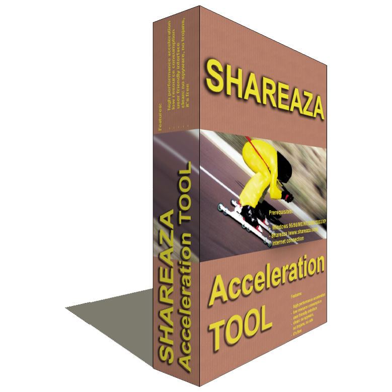35% Off Shareaza Acceleration Tool Voucher Code
