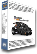 35% discount on Shareaza Turbo Accelerator