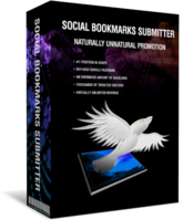 Social Bookmarks Submitter Discount Voucher