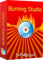 Soft4Boost Burning Studio Voucher Discount - Special