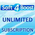 Soft4Boost Unlimited Subscription Voucher Discount - EXCLUSIVE