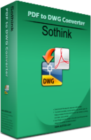 15% Sothink PDF to DWG Converter Voucher Code Exclusive