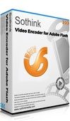 Sothink Video Encoder for Adobe Flash Voucher Code Exclusive