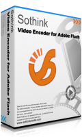 15% Sothink Video Encoder for Adobe Flash Discount Voucher