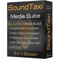 35% Deal SoundTaxi Media Suite