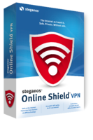 Steganos Online Shield VPN - 1 Ano Discount Voucher